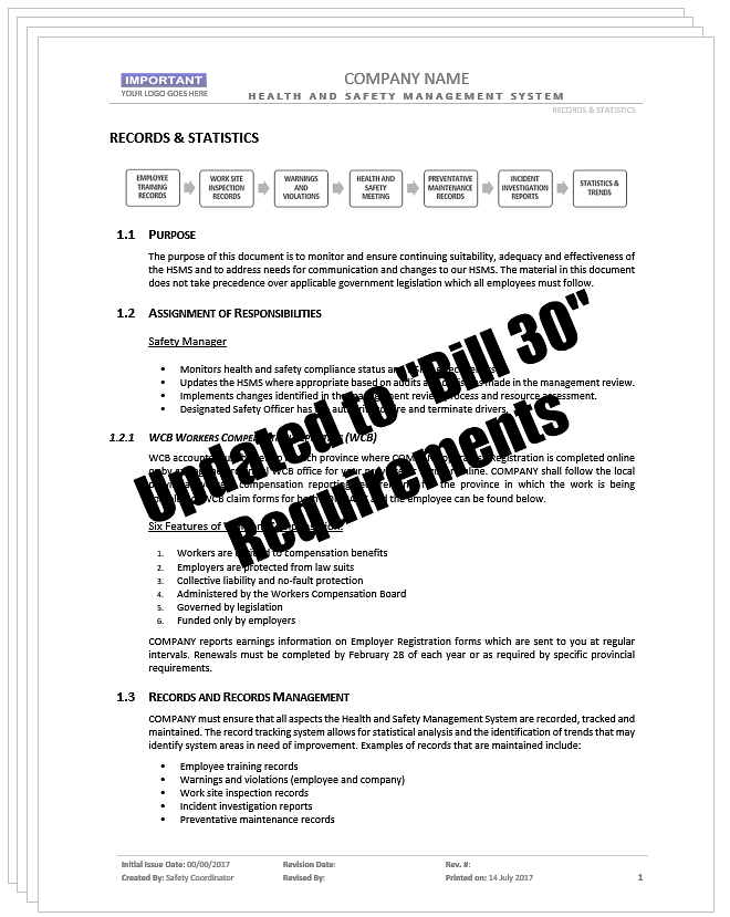 Records and Stats_Bill 30